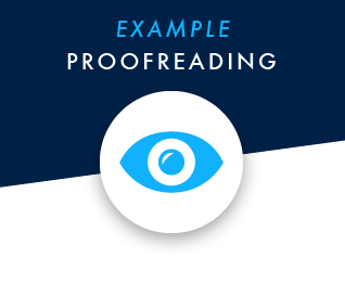 Oxbridge Proofreading Sample