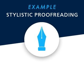 Oxbridge Proofreading Sample