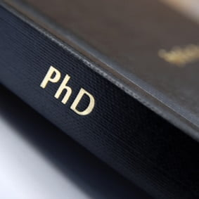 Doctoral thesis enzymology